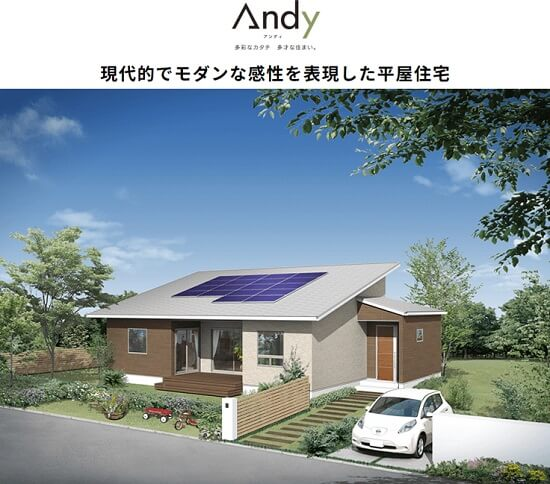 Andy(平屋)